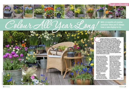 Woman's Weekly Gardening