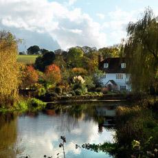 Thumbnail image for River Test Mill Garden