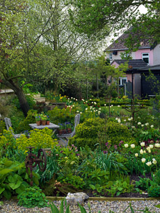 Thumbnail image for One Brook Cottages in April