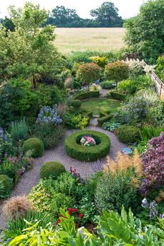Thumbnail image for Valley Road Garden in July
