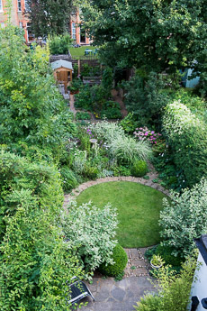 Thumbnail image for Urban Sanctuary in July