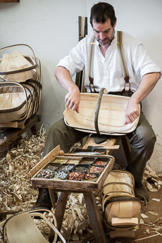Thumbnail image for Charlie the Trug Maker