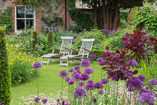 Thumbnail image for Gardeners Cottage in June