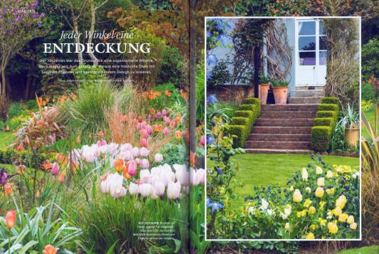 Garten magazine